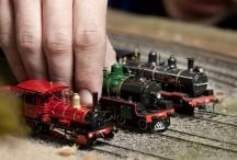 Model Train Show Railway Workshop Museum