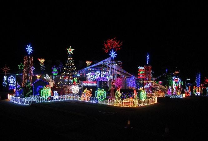 North Brisbane Christmas Lights - Christmas Lights Brisbane 2018
