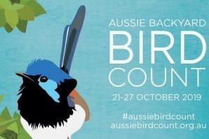 aussie bird count 2019