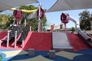 South Bank Playground Slide