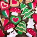 Christmas cookies istock