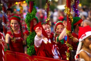 Myer Christmas Parade and Pantomime