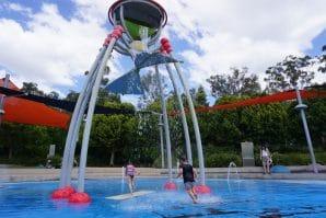 brisbane kids holiday guide, water park, activities for kids, brisbane water play