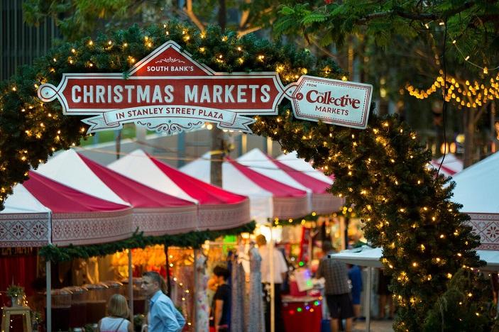 south bank christmas markets