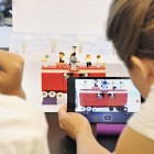 State Library of Queensland Story Lab Holiday Workshops LEGO