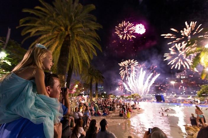 south bank fireworks