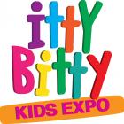 itty bitty kids expo logo