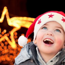 Christmas lights tours Brisbane