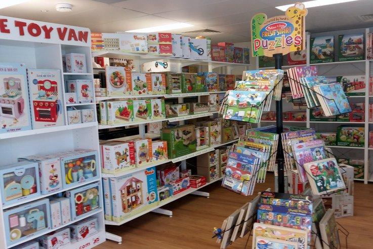 Knock on Wood Toys toy store brisbane
