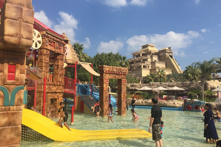 Best Beaches And Water Parks In Dubai For Families