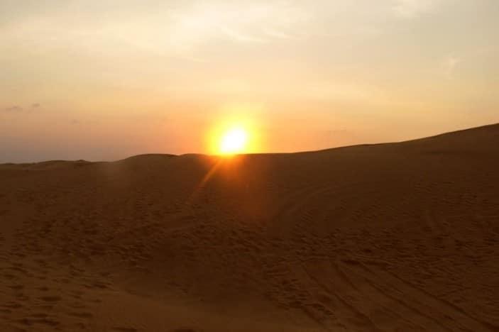 Arabian Adventures Sunset Tour