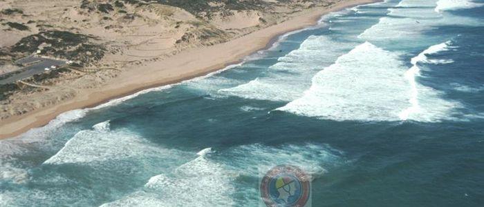 Ocean rip