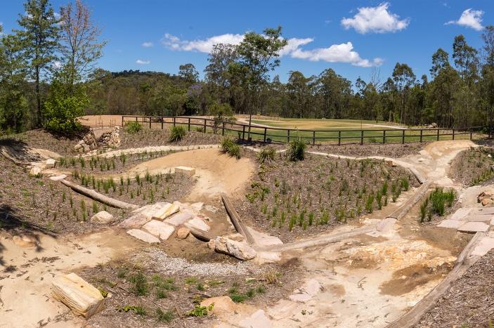 Mountain Bike Skills Course at Walkabout Creek • Brisbane Kids