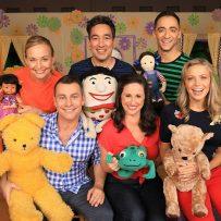 Play School Live, Jemima, Big Ted, Little Ted, humpty, Play School characters, play school presenters, Alex, Emma, Teo, rachel, abbi, matthew