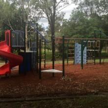 Playground at Huxtable Park