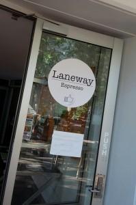 Laneway Espresso Childers