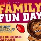 family fun day Brisbane Lions