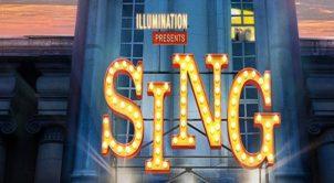sing movie logo