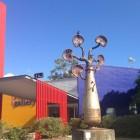 Logan Art Gallery Entrance 2