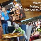 maleny wood expo