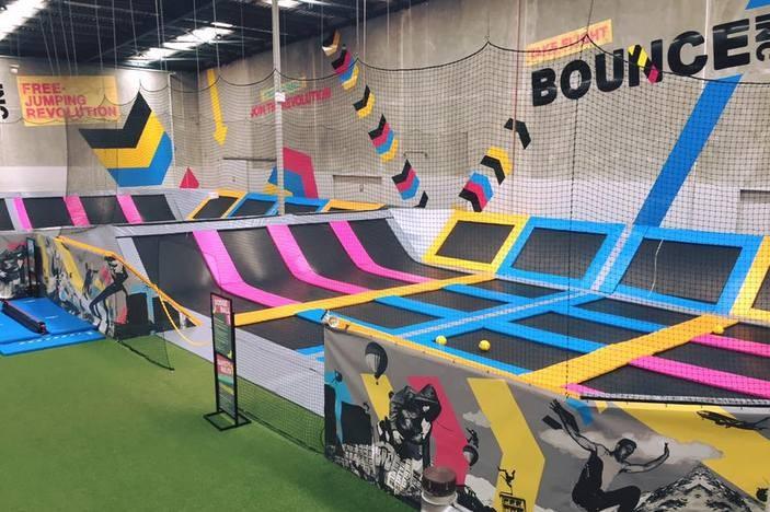 BOUNCE Inc, Trampoline fun