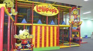 Lollipops Cannon Hill feature