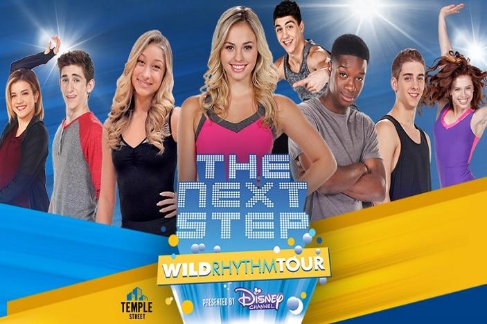 The Next Step Wild Rhythm Tour