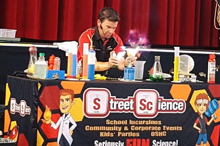 Street Science Science Workshops