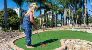 Oaks Oasis Resort Putt Putt Golf