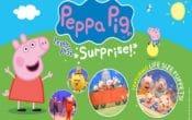 peppa pigs big surprise live show