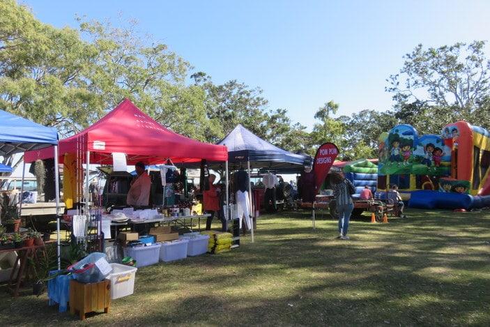 Bribie Island And District Community Jetty Markets