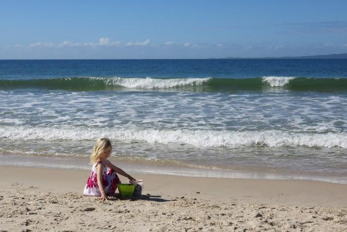 Bribie beaches