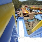 Waterworld Dino Boy Slide