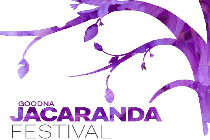 Logo Jacaranda Festival Goodna