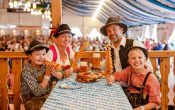 Oktoberfest Brisbane family feast