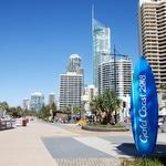 Commonwealth Games countdown clock, Gold Coast