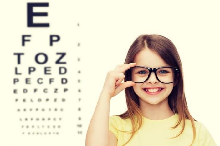 free eyesight testing at school