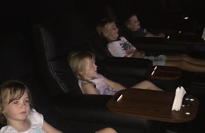 gold class cinemas