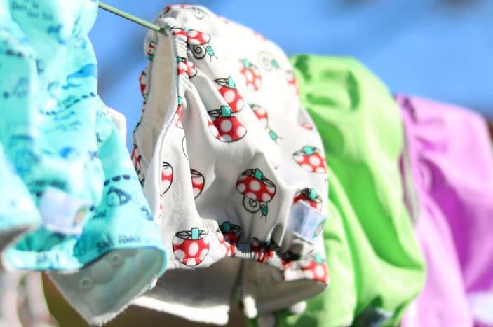 cloth nappy service in Brisbane