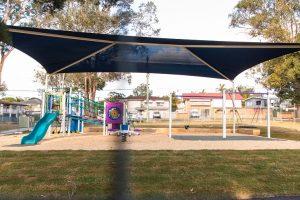sand based playground