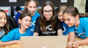 Summer holiday coding camp