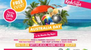 Australia Day, Moreton Bay
