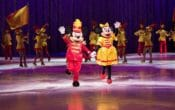 Minnie and Mickey Disney on ice 2018