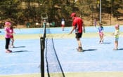 Griffith Uni School Holidays Tennis Coaching