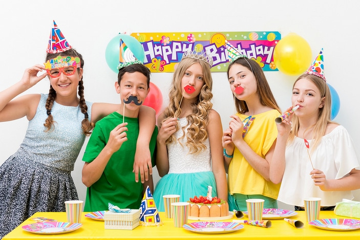 Kids Are Never Too Old To Want A Party But When They Reach Tweenhood And The Following Teenage Years It Can Often Be Hard Think Of Themes That Not