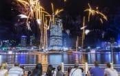 australia dayy fireworks south bank