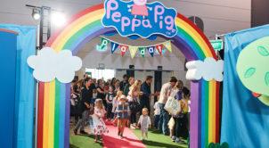 Peppa Pig Playdate