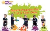 Kelly Mini Sports sports for kids
