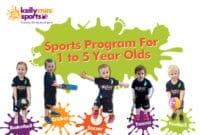 Kelly Mini Sports sports for kids