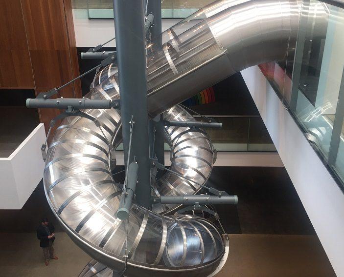 steel goma slide